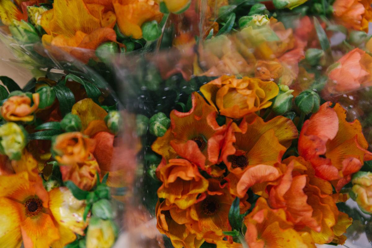 New Covent Garden Flower Market April 2018 In Season Report Rona Wheeldon Flowerona Ranunculus Butterfly Minoan At Zest Flowers