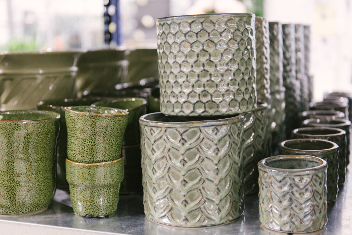 New Covent Garden Flower Market June 2018 In Season Report Rona Wheeldon Flowerona Green Ceramic Pots At The Flower Store Bloomfield