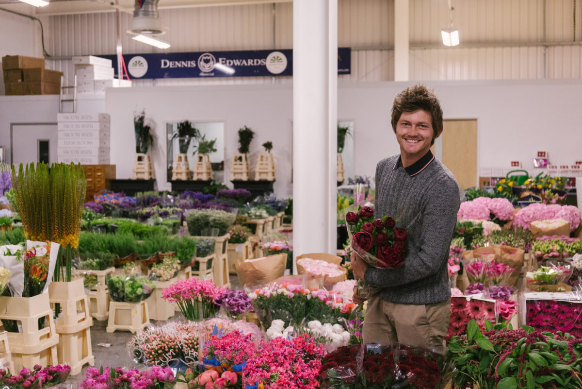 New Covent Garden Flower Market June 2018 In Season Report Rona Wheeldon Flowerona Sonny At Dennis Edwards Flowers