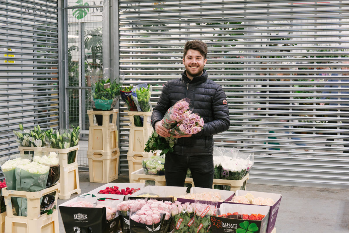 New Covent Garden Flower Market May 2018 In Season Report Rona Wheeldon Flowerona Luke At Zest Flowers