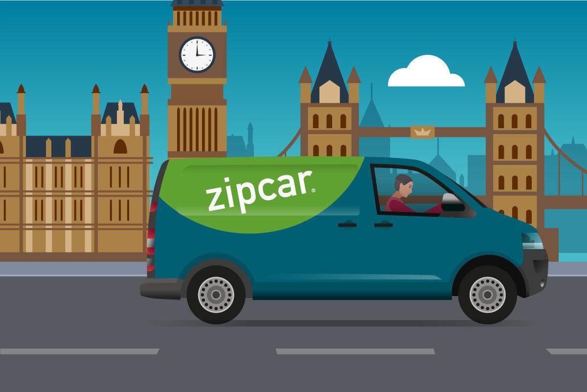 New Covent Garden Market Zipcar partnership