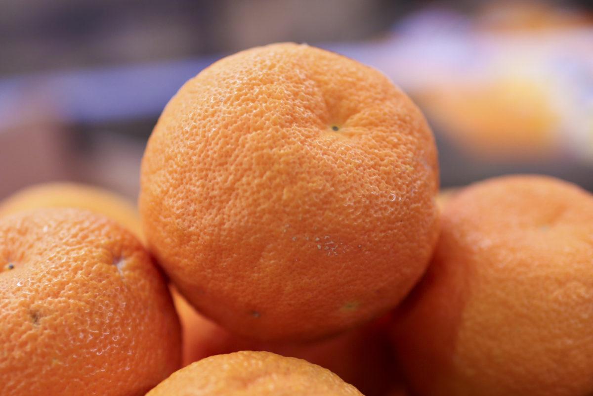 Fruit And Veg Market January 2019 Seville Orange