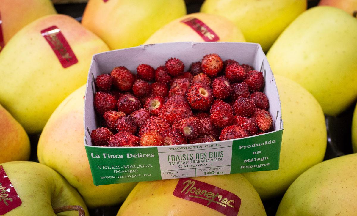 Fruit And Veg Market Report April 2019 Frais De Bois
