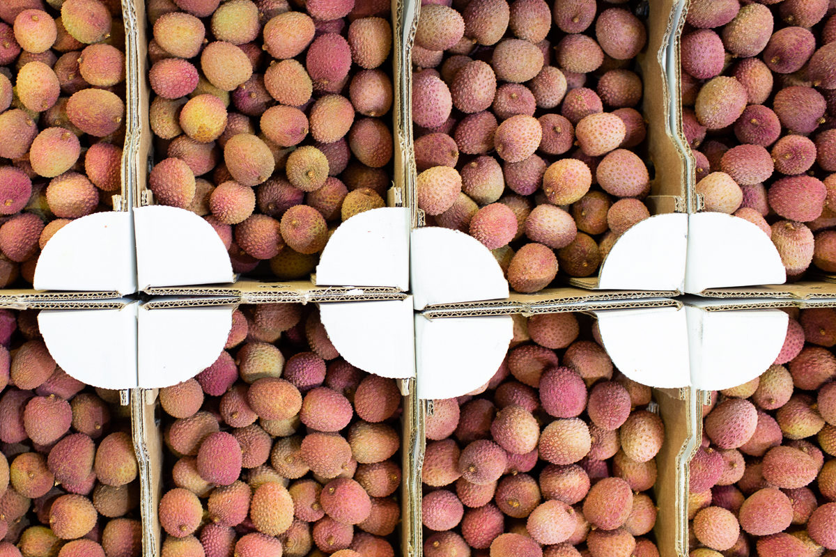 Fruit And Veg Market Report December 2018 Lychees
