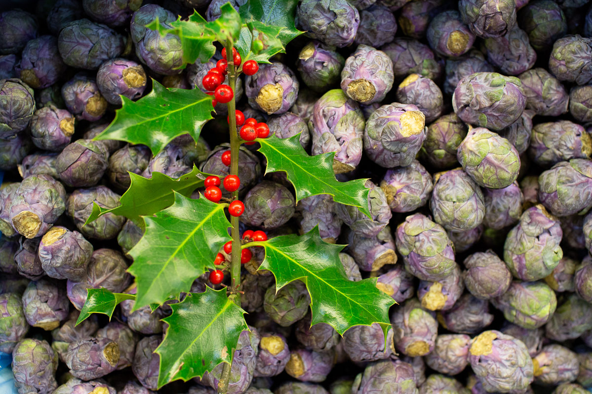 Fruit And Veg Market Report December 2018 Purple Sprouts P And I