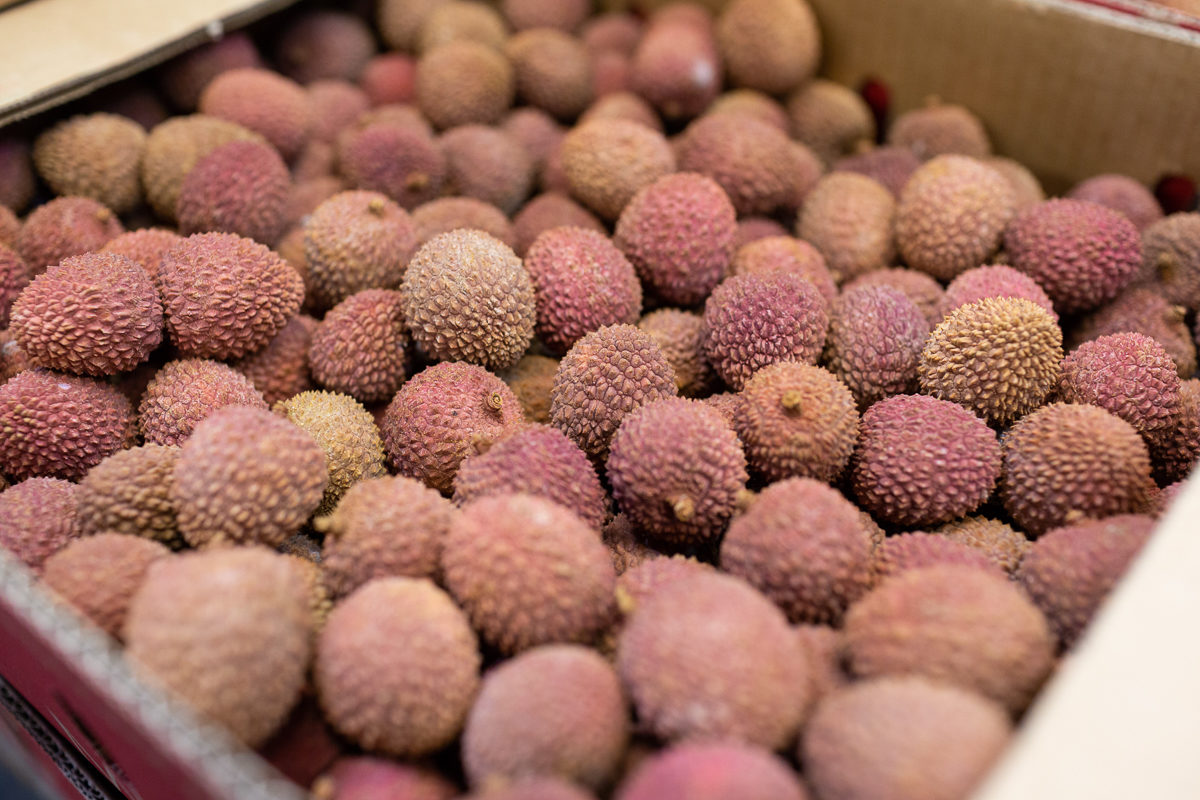 Fruit And Veg Market Report February 2019 Lychees