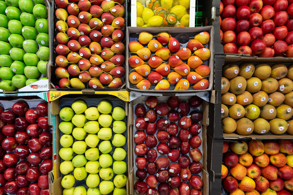 Fruit And Veg Market Report January 2019 Apples And Pears