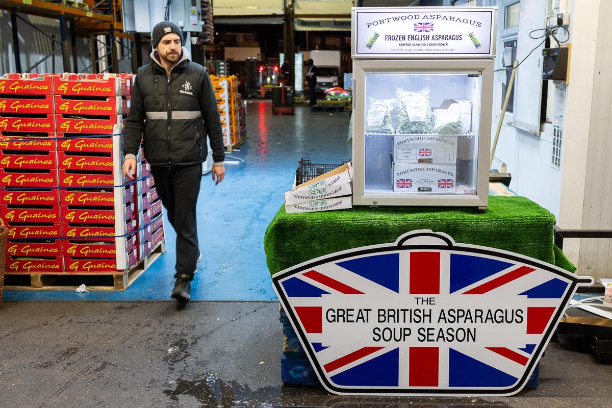 Fruit And Veg Market Report January 2019 Frozen Asparagus
