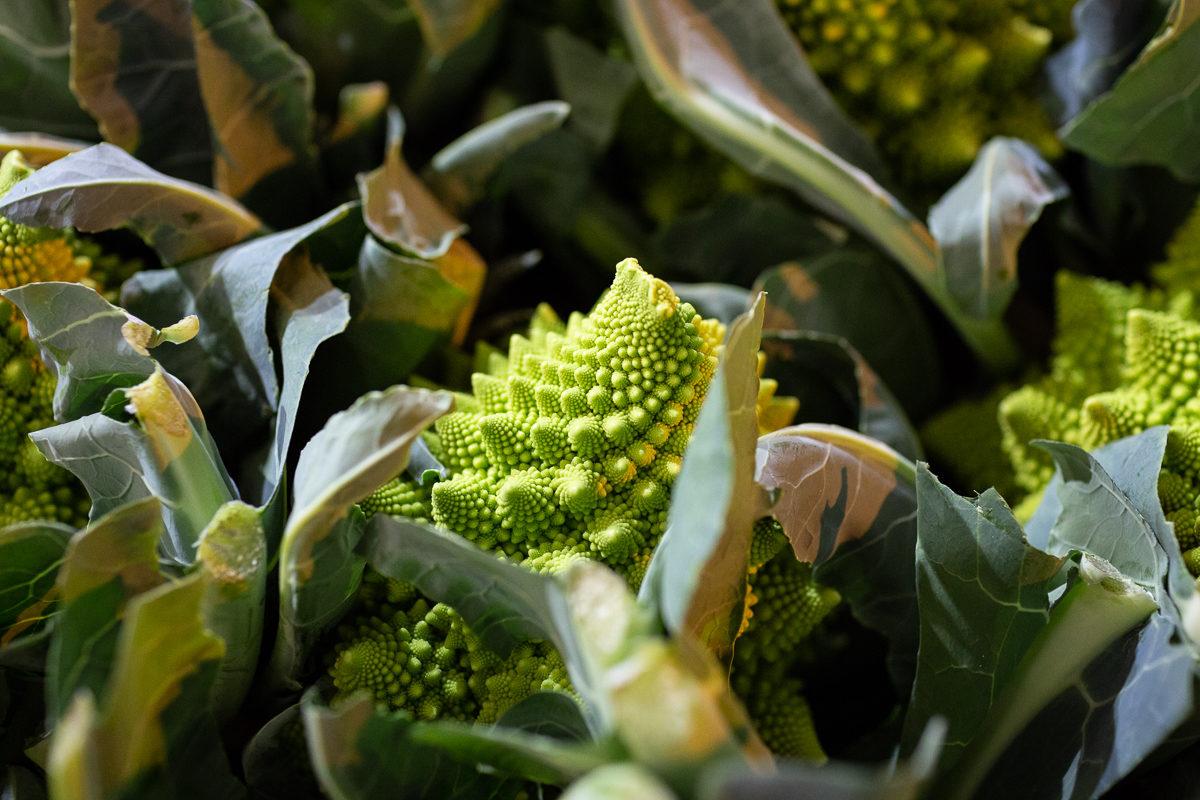 Fruit And Veg Market Report January 2019 Romanesco