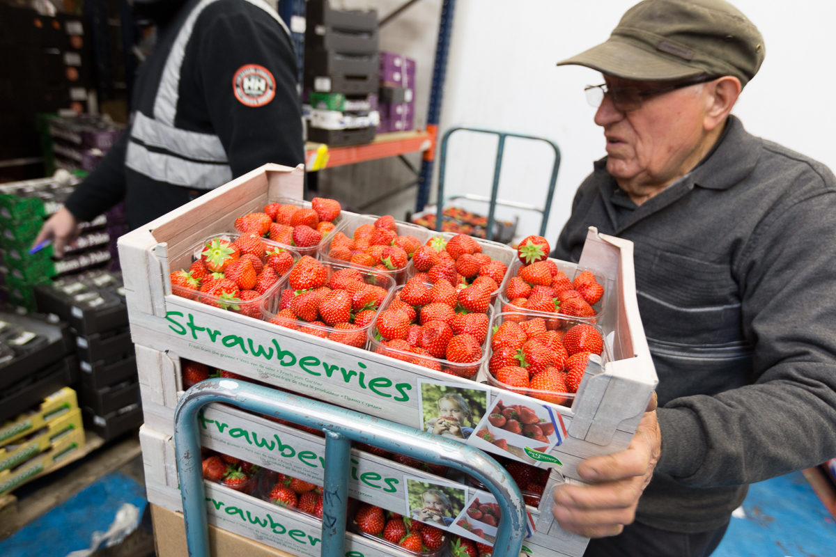 Fruit And Veg Market Report June 2018 Buying Strawberries