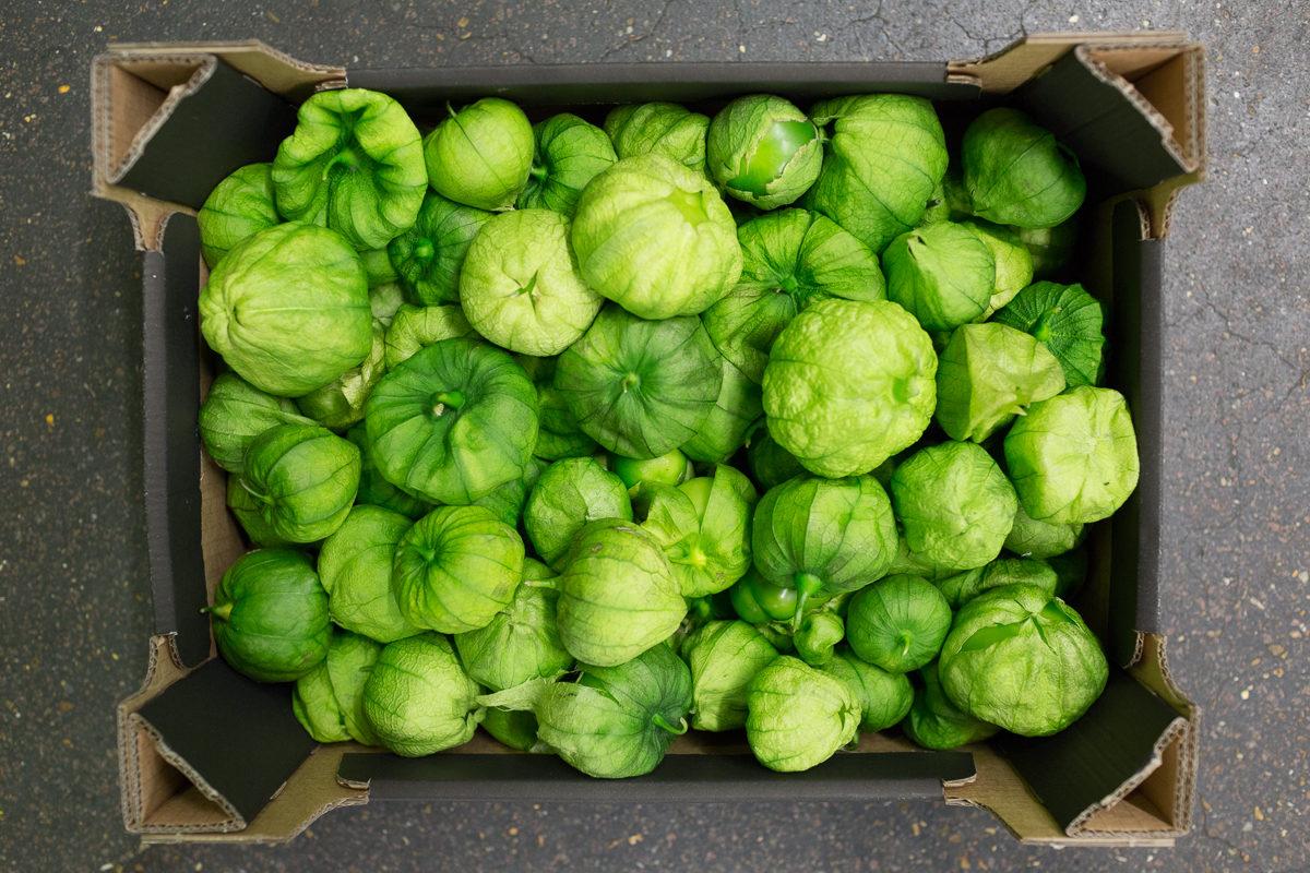 Fruit And Veg Market Report June 2018 Tomatillo