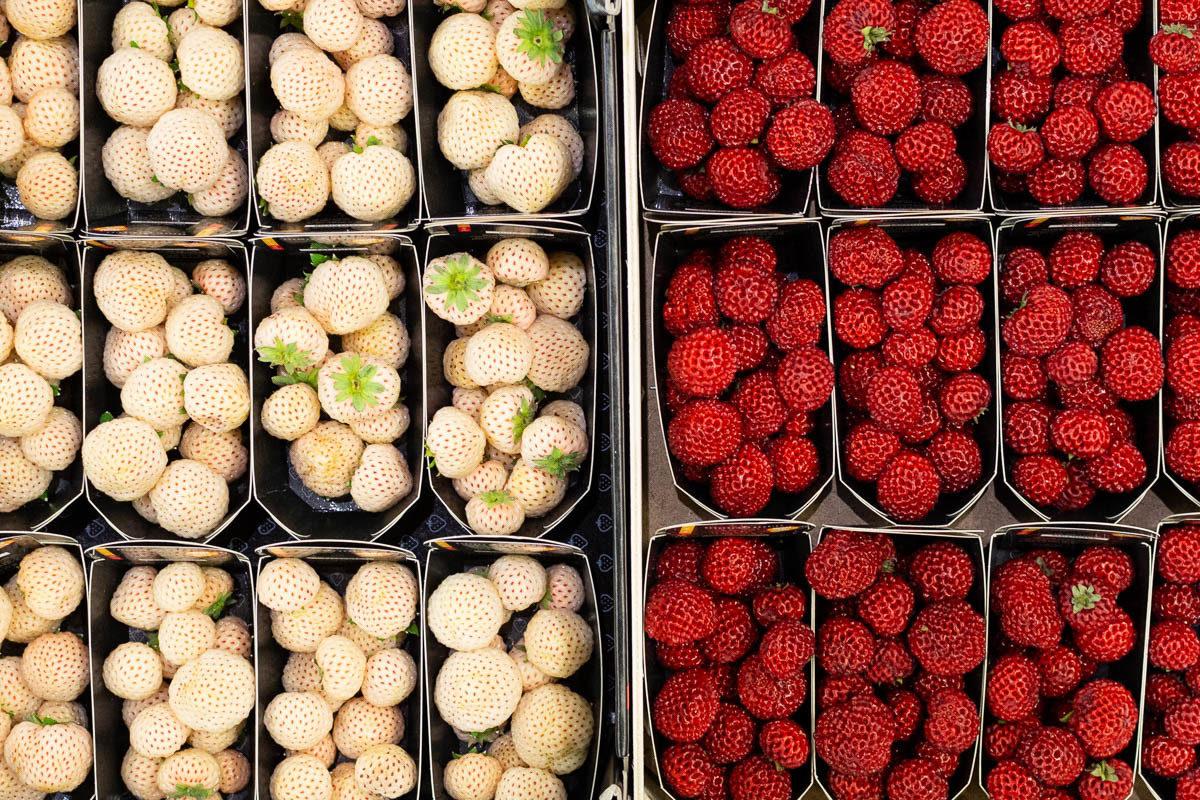 Fruit And Veg Market Report June 2019 Straberries