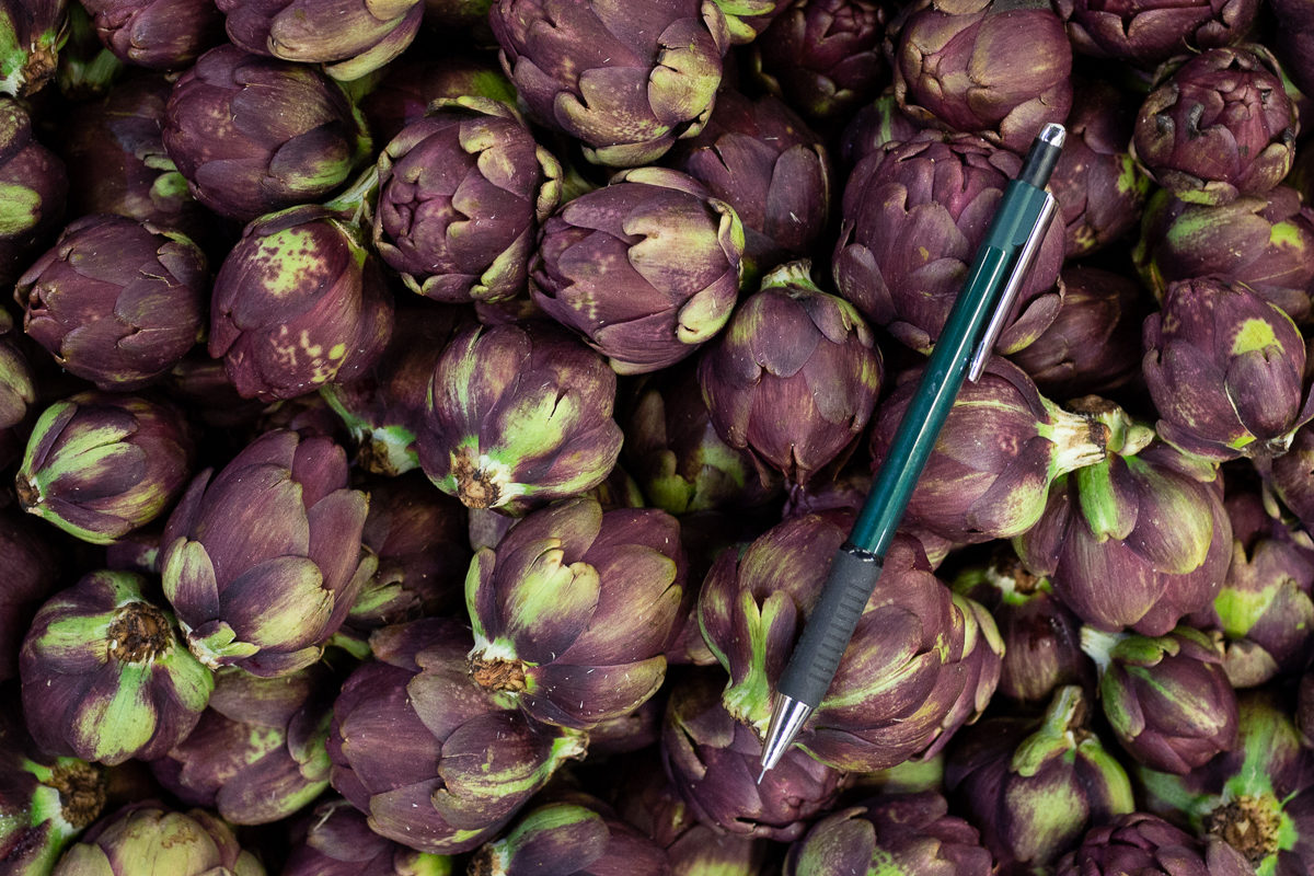Fruit And Veg Market Report March 2019 Baby Artichokes