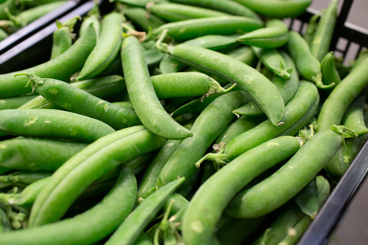Fruit And Veg Market Report March 2019 Peas