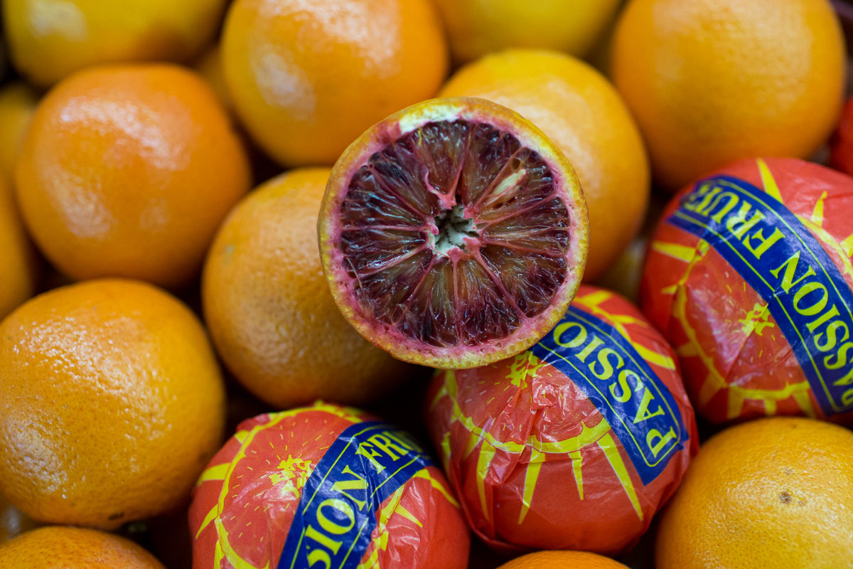 Fruit And Veg Market Report May 2018 Blood Oranges