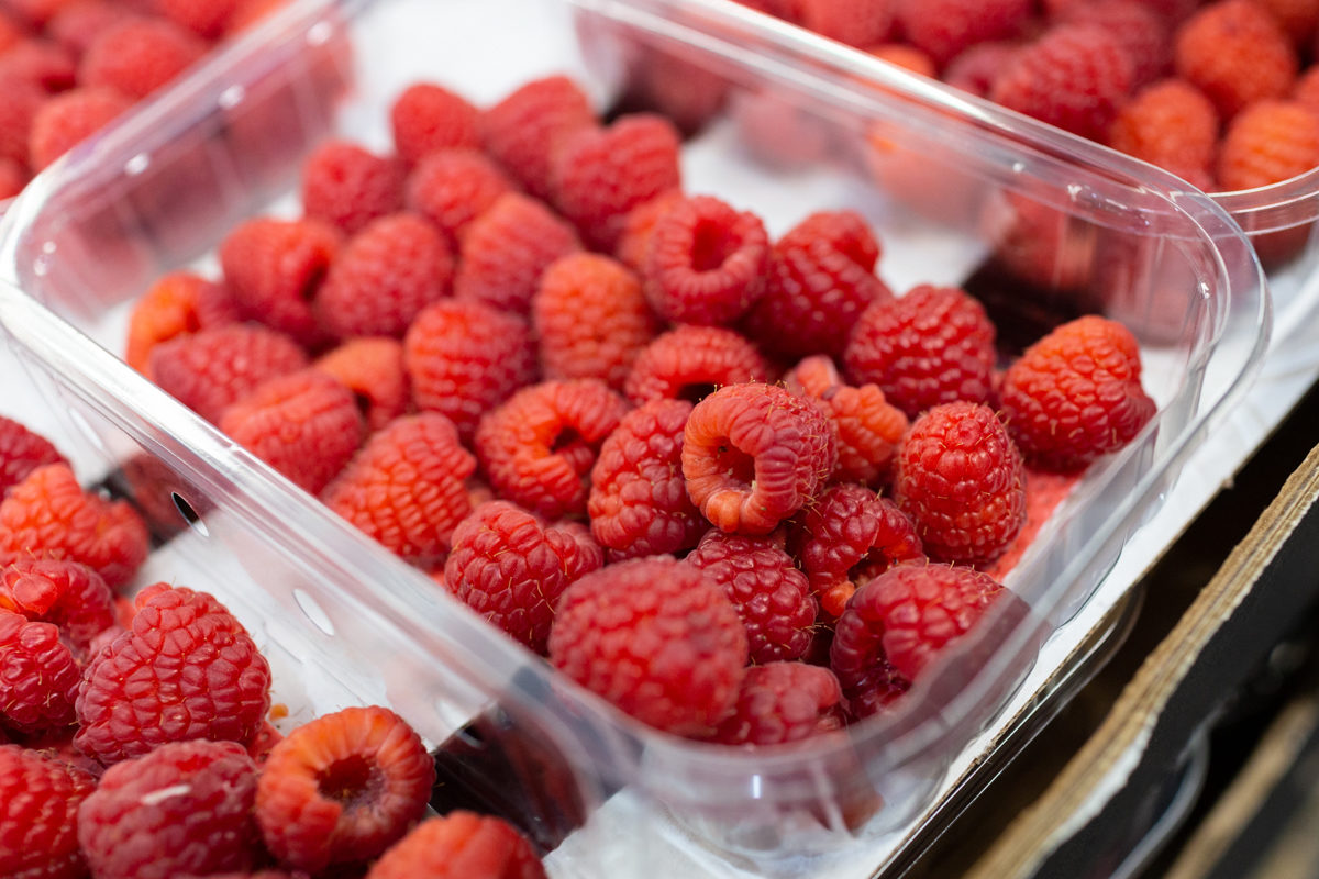 Fruit And Veg Market Report May 2019 Raspberries