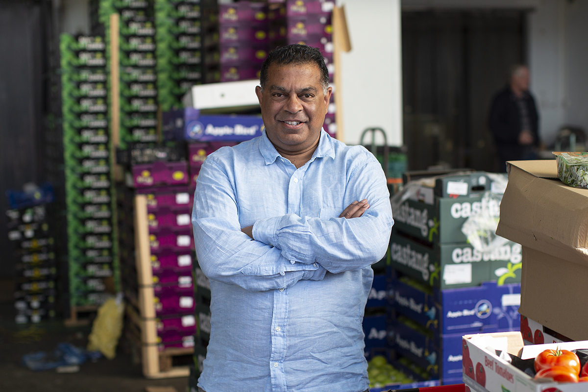 Fruit And Vegetable Market Chefs Guide Root To Flower Vernon Mascarenhas
