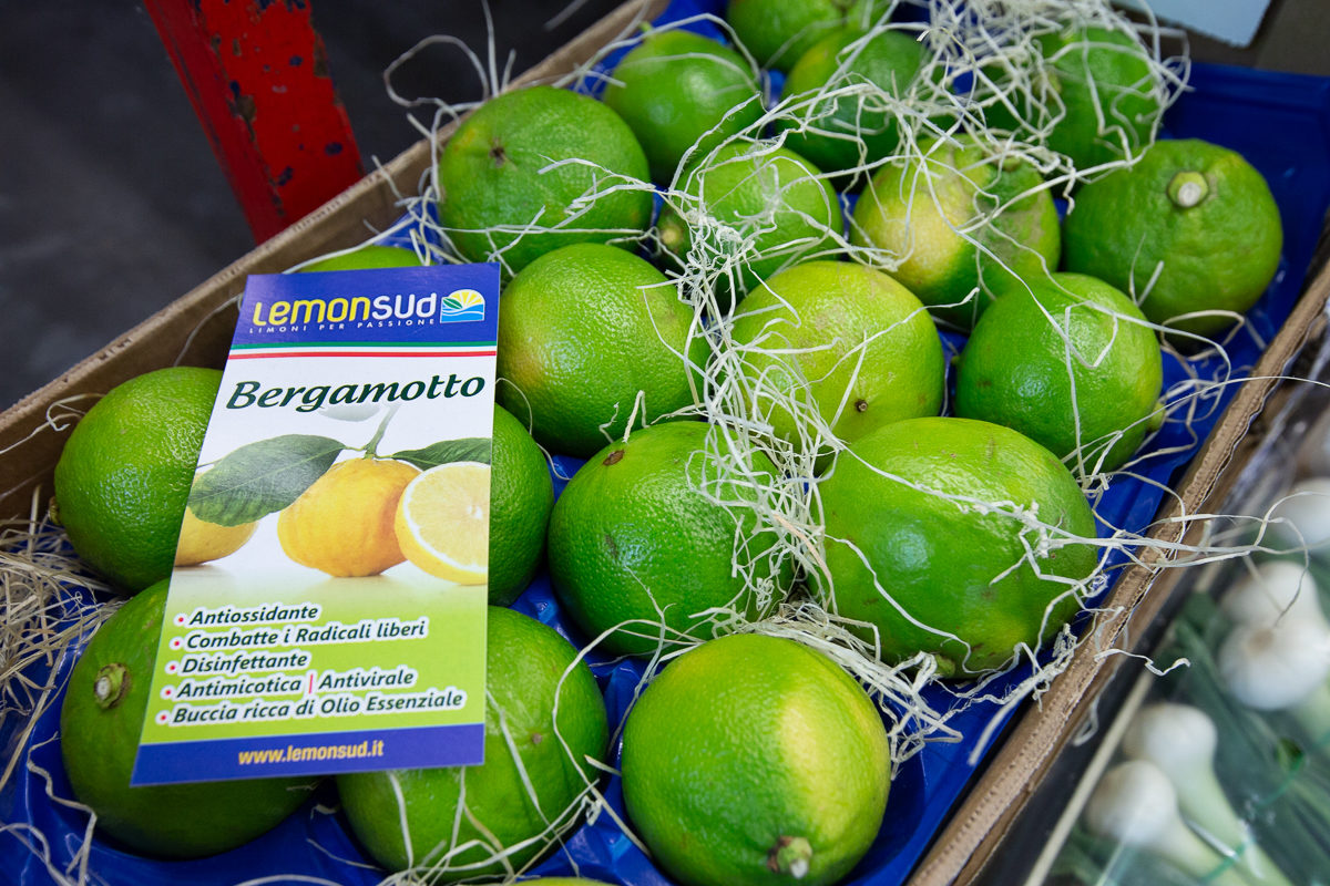 Fruit And Vegetable Market Chefs Guide To Bergamot French Garden