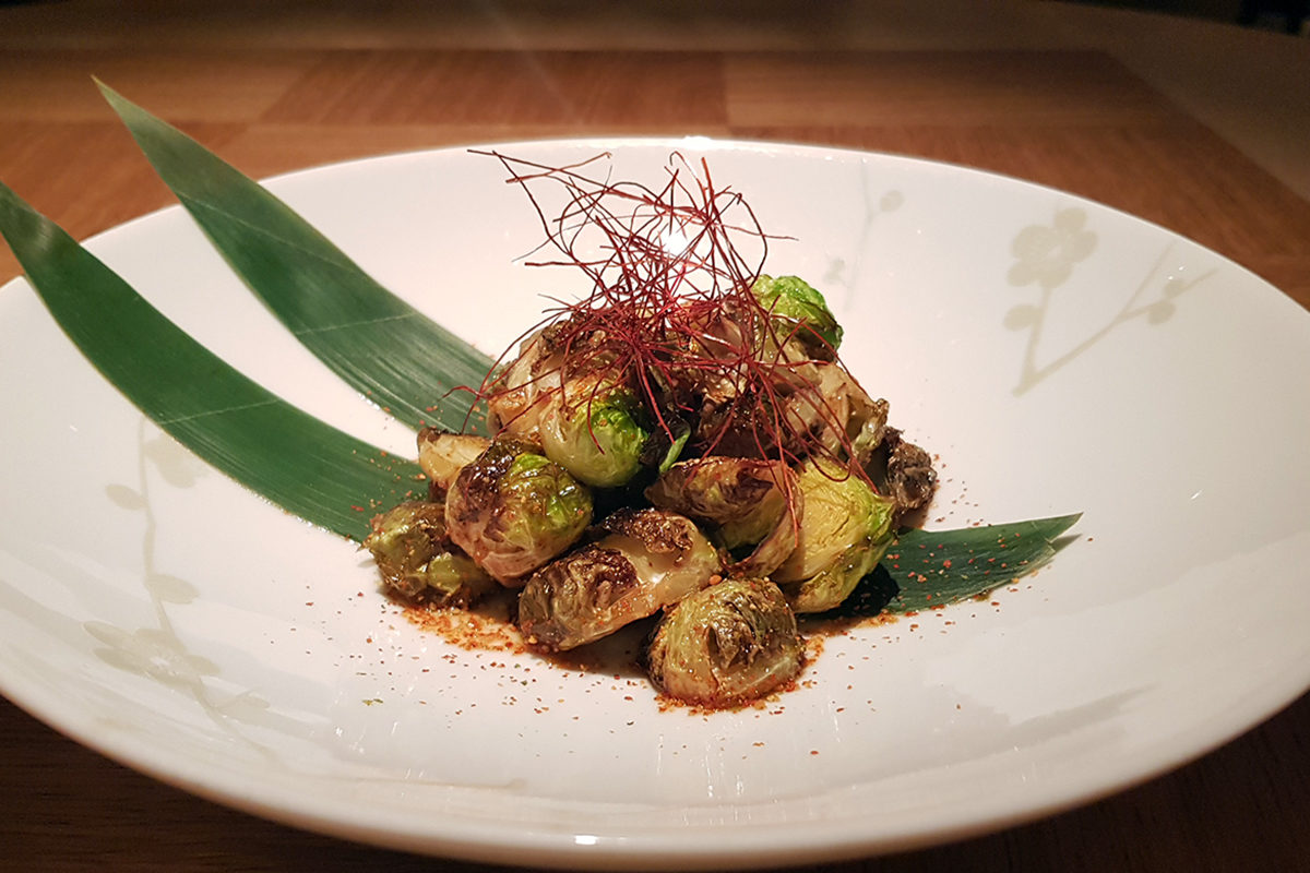 Fruit And Vegetable Market Chefs Guide To Brussel Sprouts December 2017 Nobu Restaurant