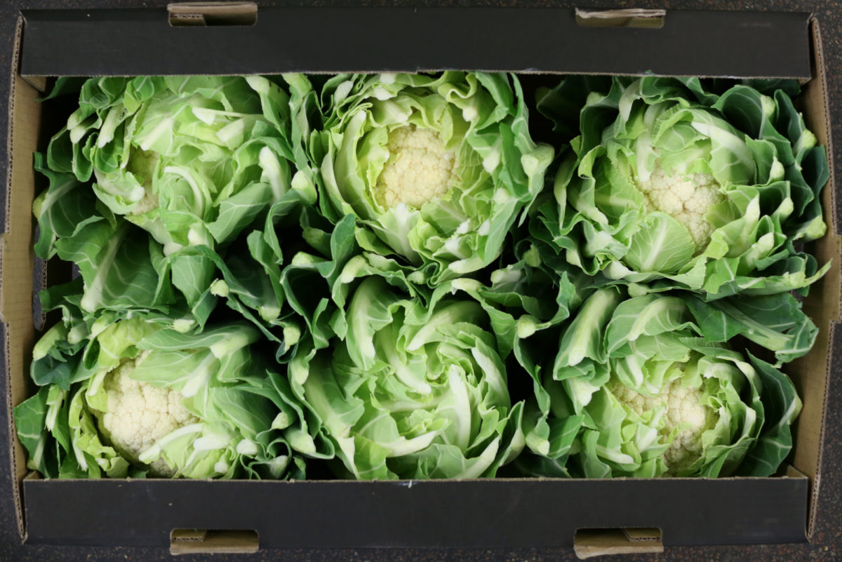 Fruit And Vegetable Market Chefs Guide To Cauliflower February 2018