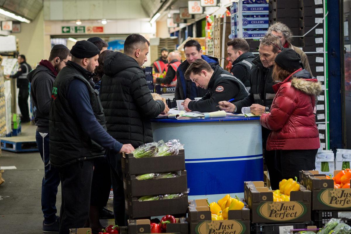 Fruit And Vegetable Market Report April 2018 Side Salads