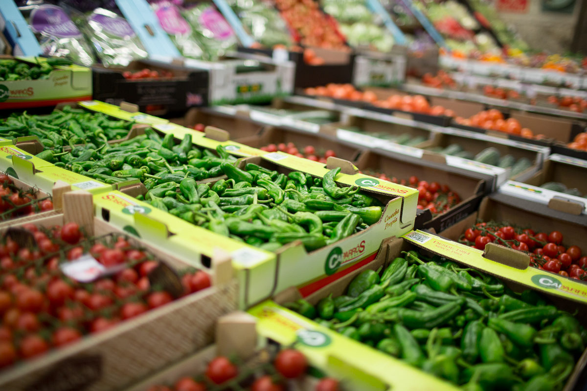 Fruit And Vegetable Market Report December 2017 Padron Peppers