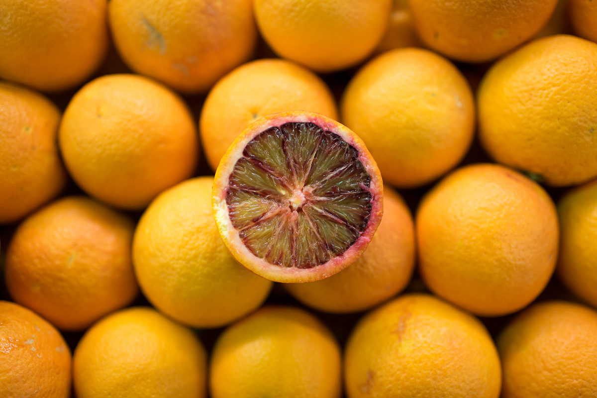 Fruit And Vegetable Market Report February 2018 Blood Oranges
