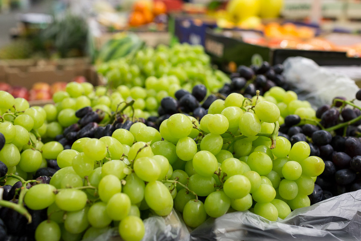Fruit And Vegetable Market Report February 2018 Grapes