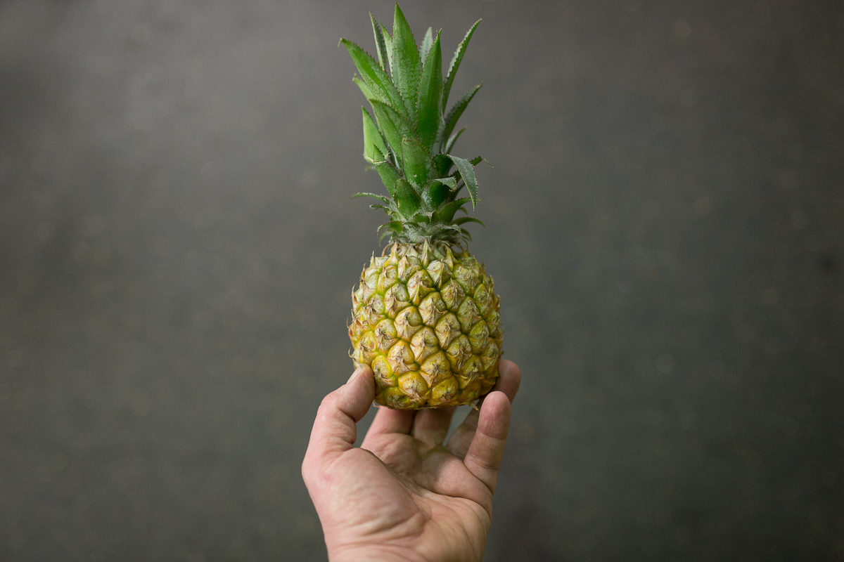 Fruit And Vegetable Market Report February 2018 Mini Pineapple