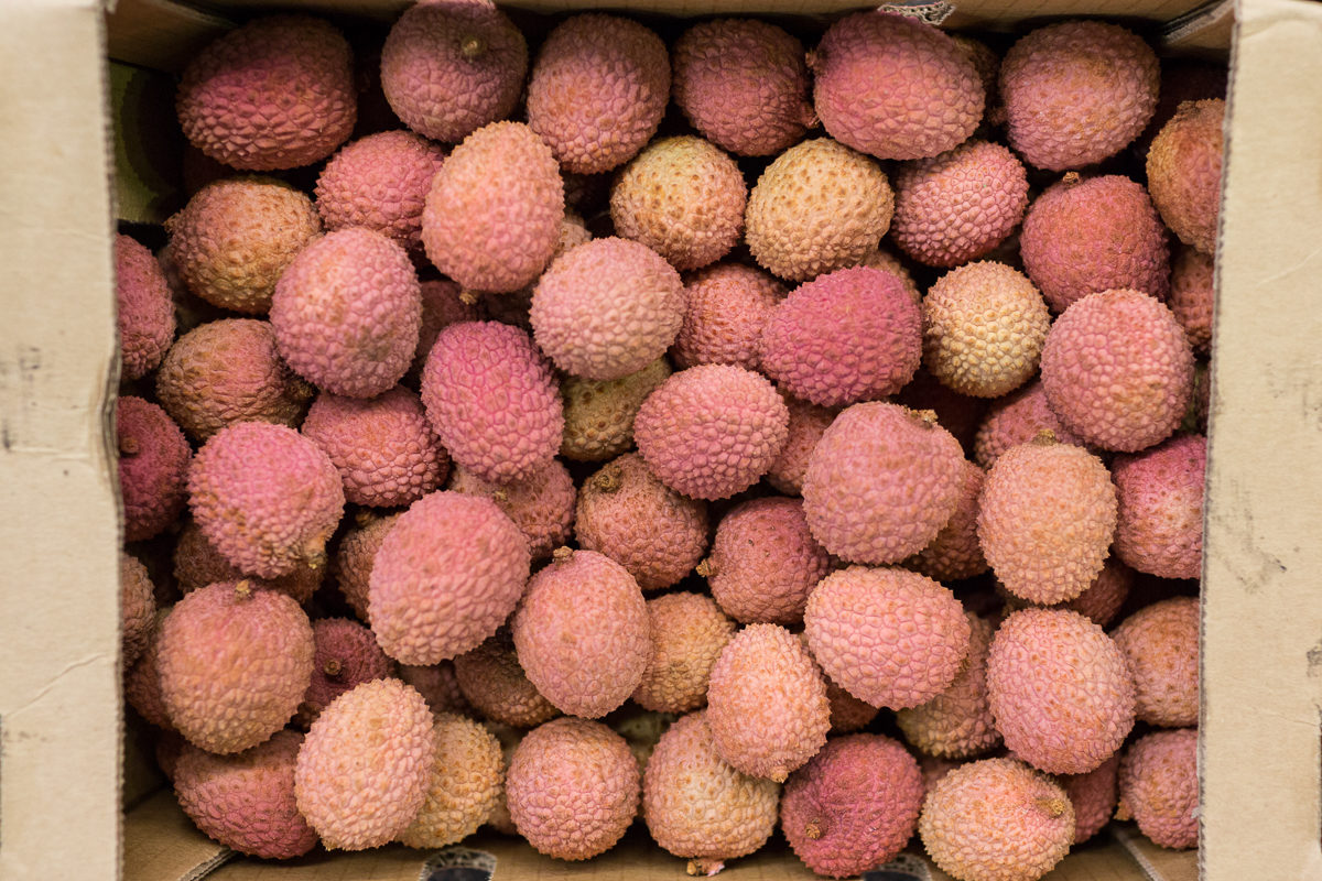 Fruit And Vegetable Market Report January 2018 Lychees