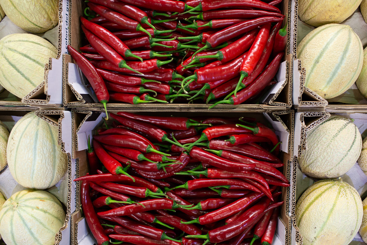 Fruit And Vegetable Market Report July 2018 Chillies