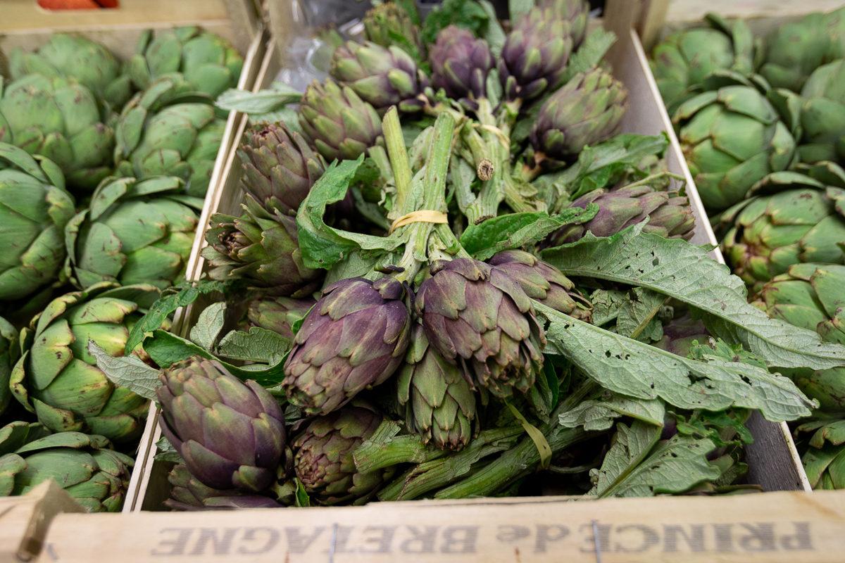 Fruit And Vegetable Market Report November 2018 Artichokes