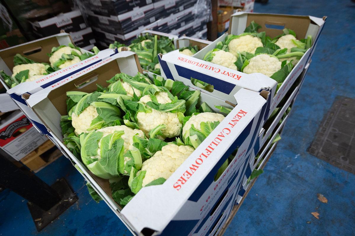Fruit And Vegetable Market Report November 2018 Cauliflower
