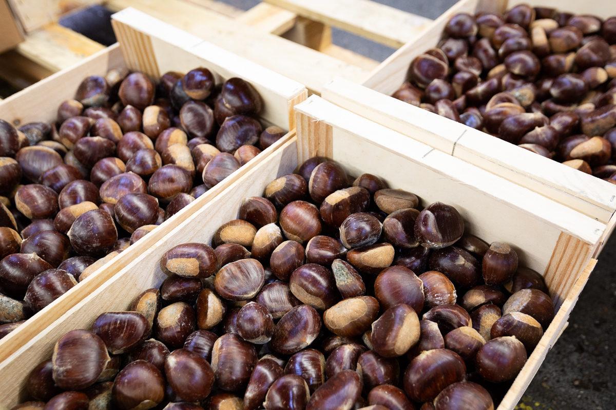 Fruit And Vegetable Market Report November 2018 Chestnuts