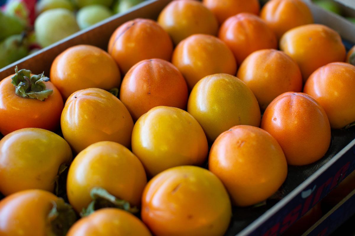 Fruit And Vegetable Market Report November 2018 Kaki