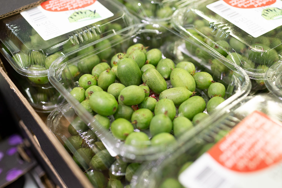 Fruit And Vegetable Market Report November 2018 Kiwi Berries