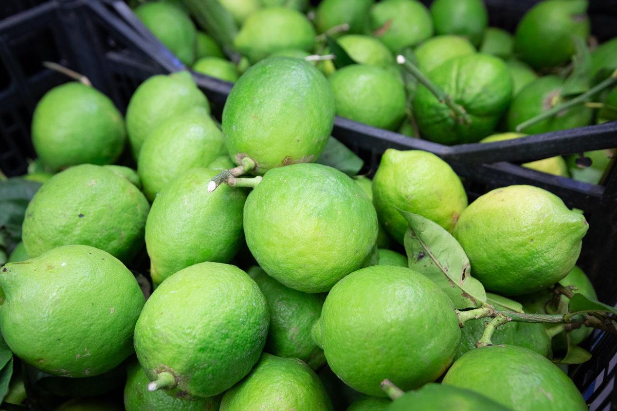 Fruit And Vegetable Market Report November 2018 Lemons