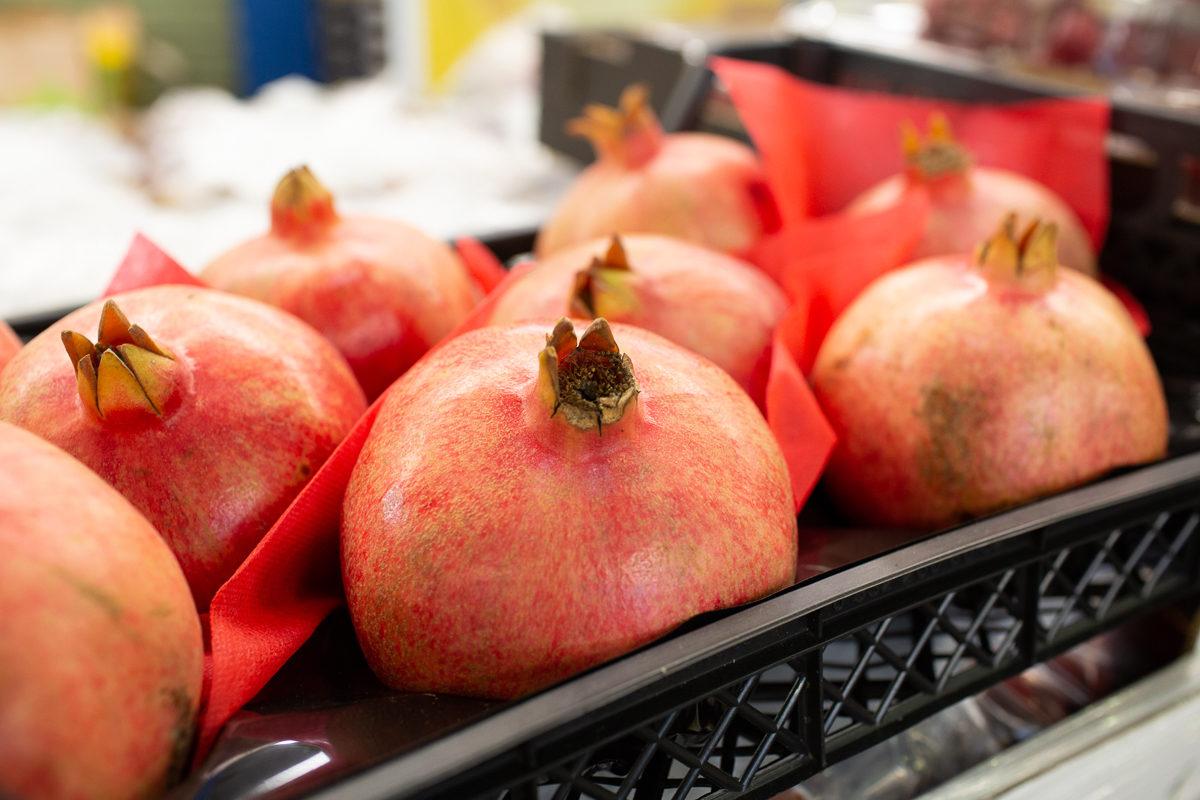 Fruit And Vegetable Market Report November 2018 Pomegranates