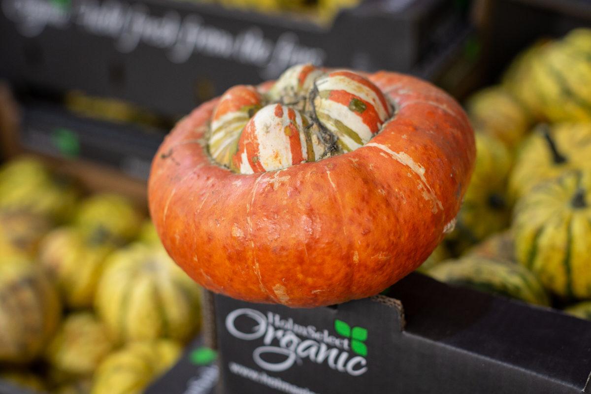 Fruit And Vegetable Market Report November 2018 Squash