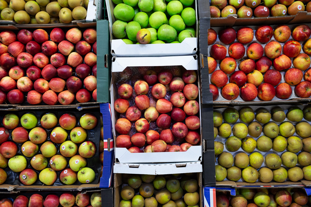 Fruit And Vegetable Market Report October 2018 Apples