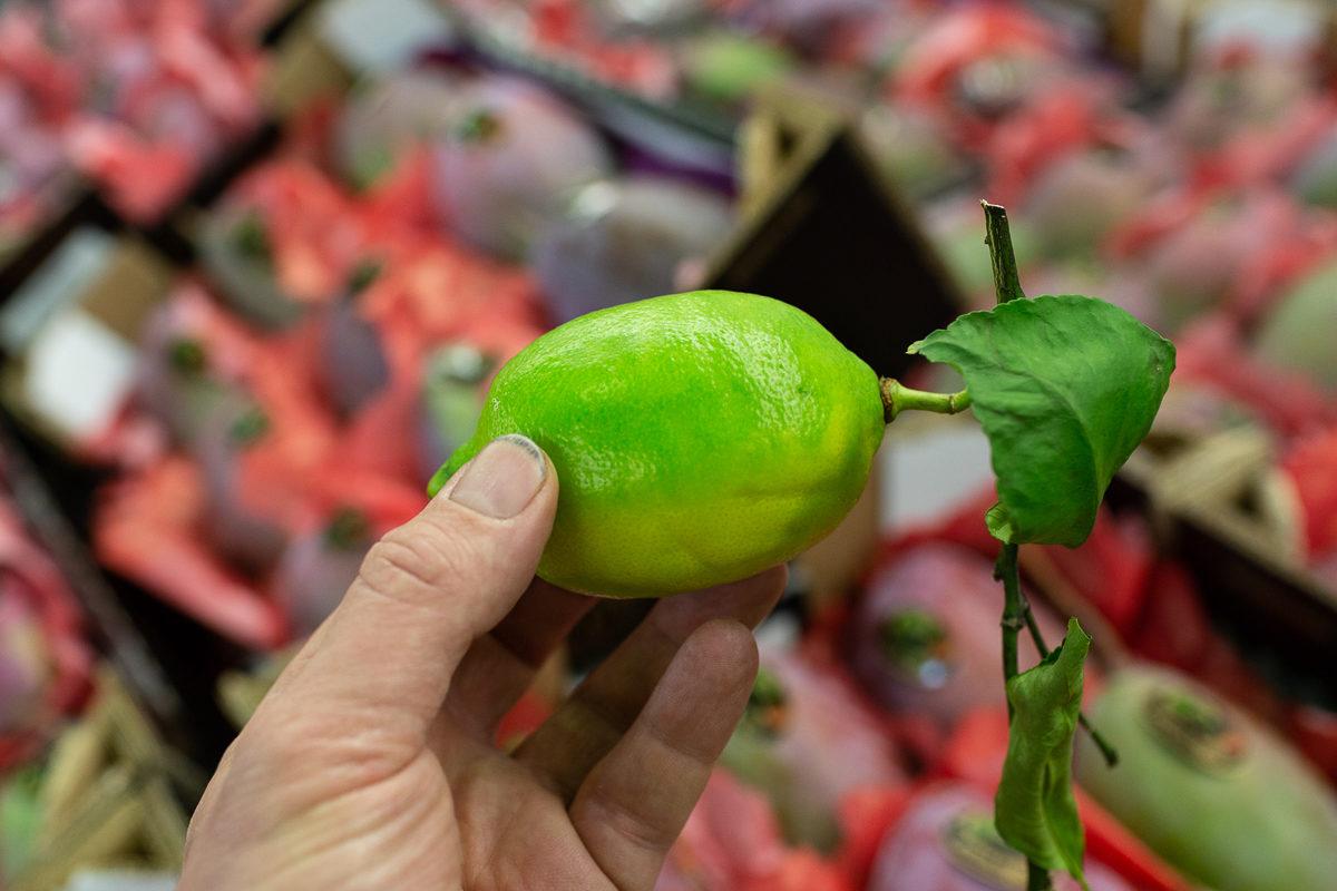 Fruit And Vegetable Market Report October 2018 Lemon