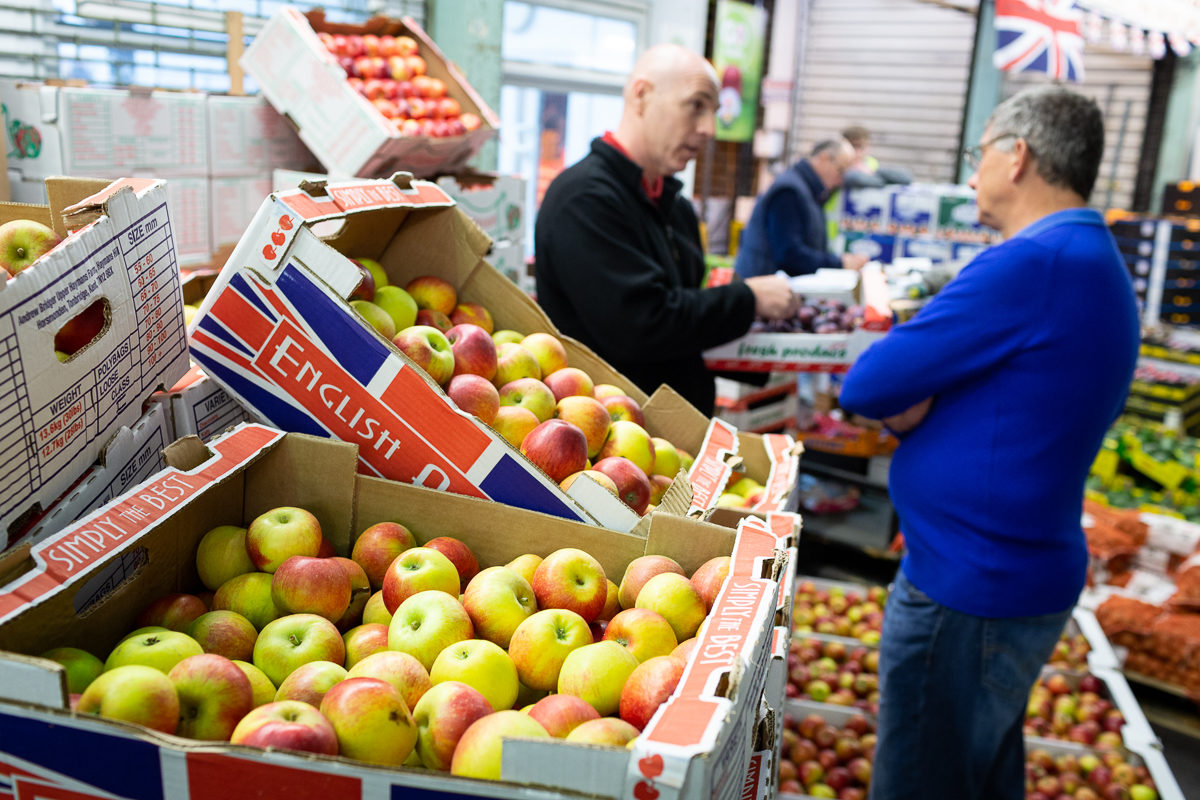 Fruit And Vegetable Market Report October 2018 Walker