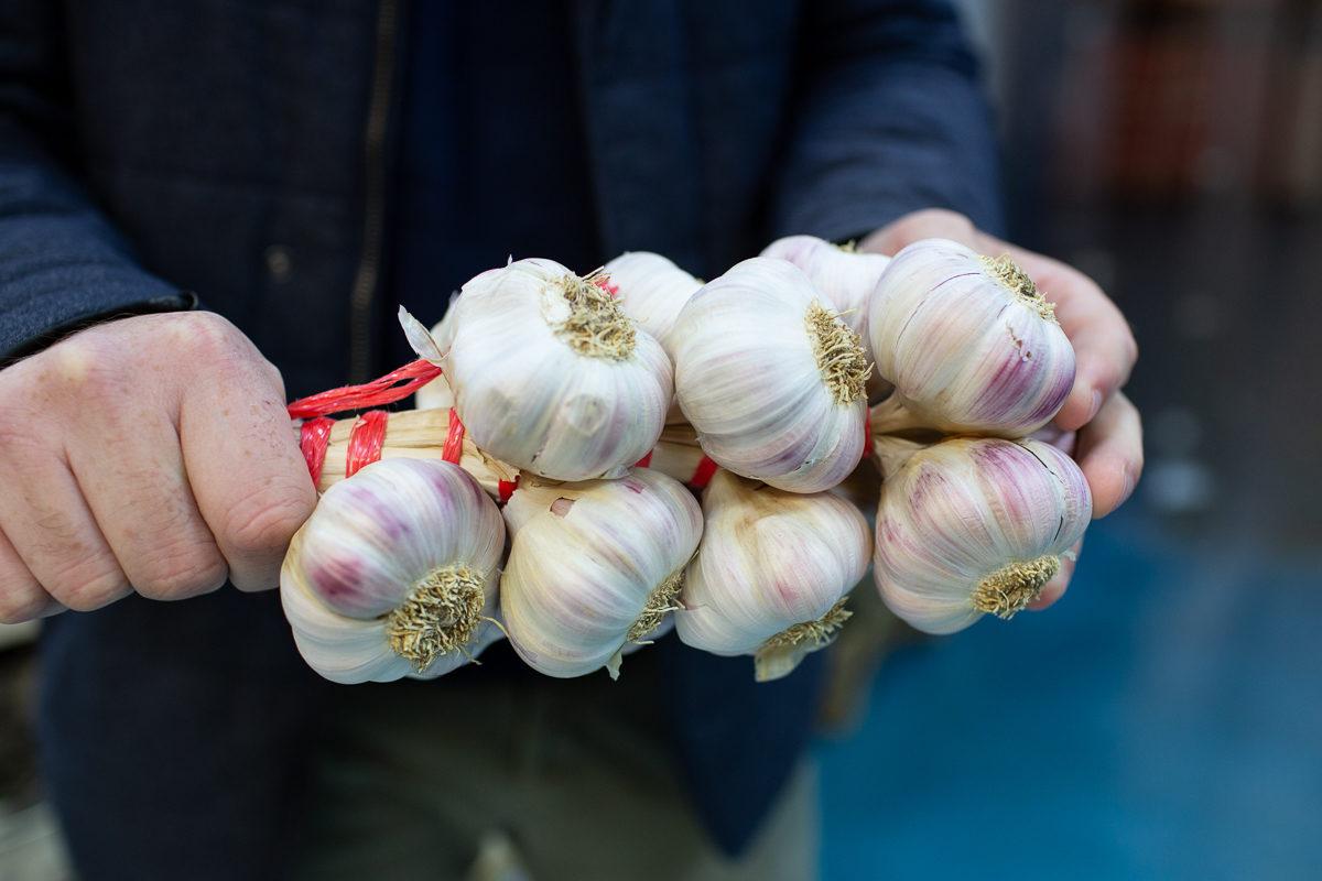 Fruit And Vegetable Market Report September 2018 Lautrec Garlic