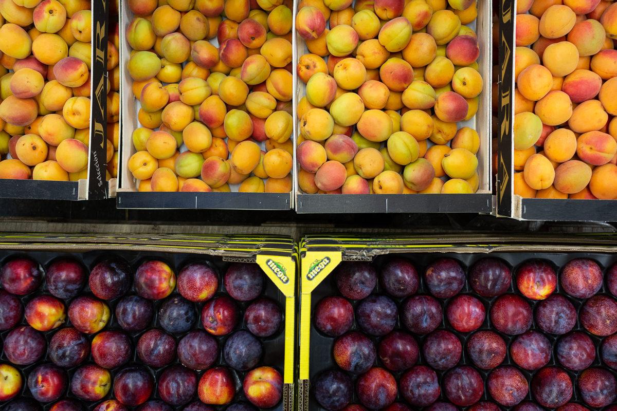 Fruit And Vegetable Market Report September 2018 Stone Fruit