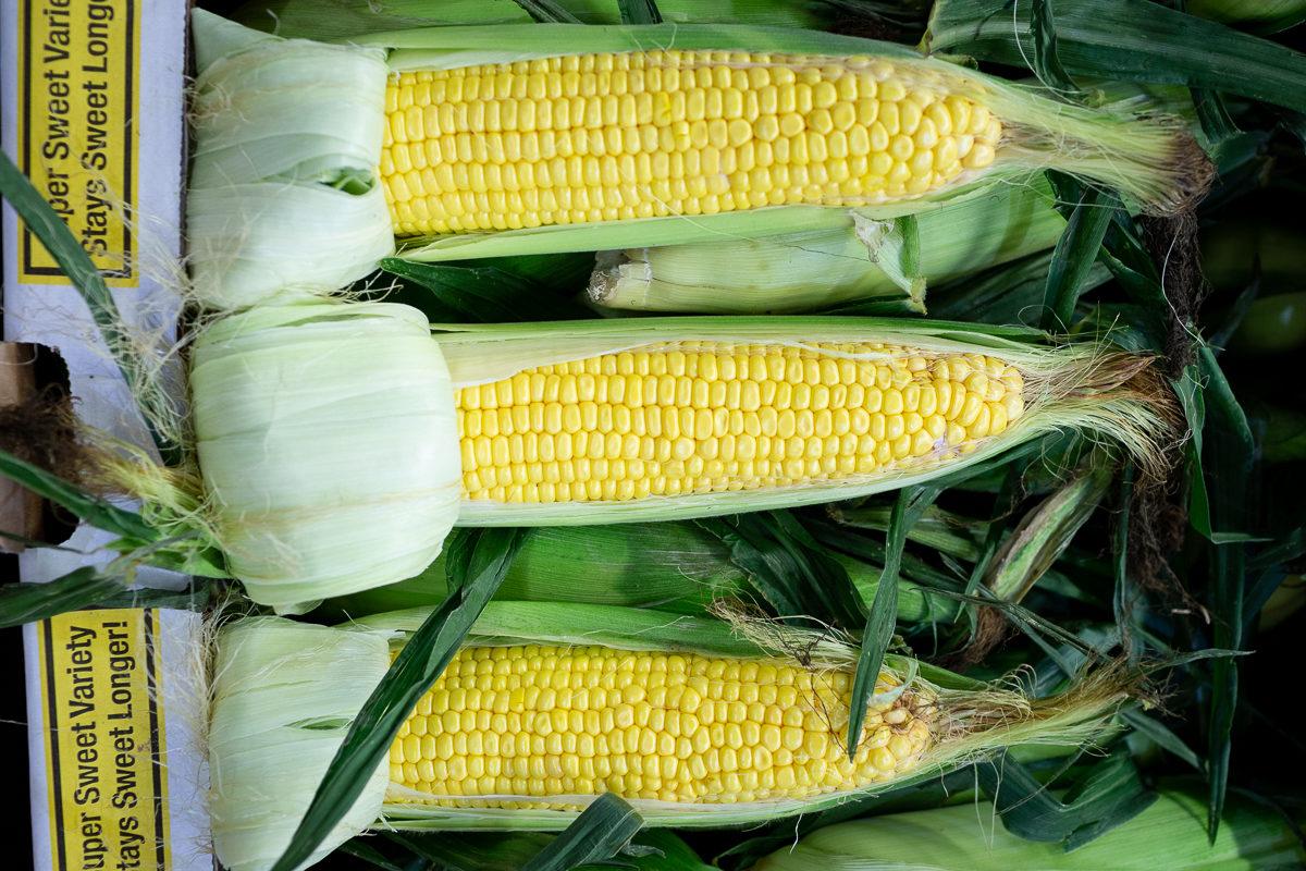 Fruit And Vegetable Market Report September 2018 Sweetcorn