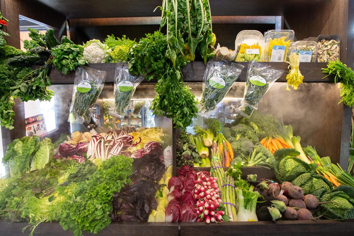 New Covent Garden Market Customer Profile February 2018 Andreas Veg Mist Fridge