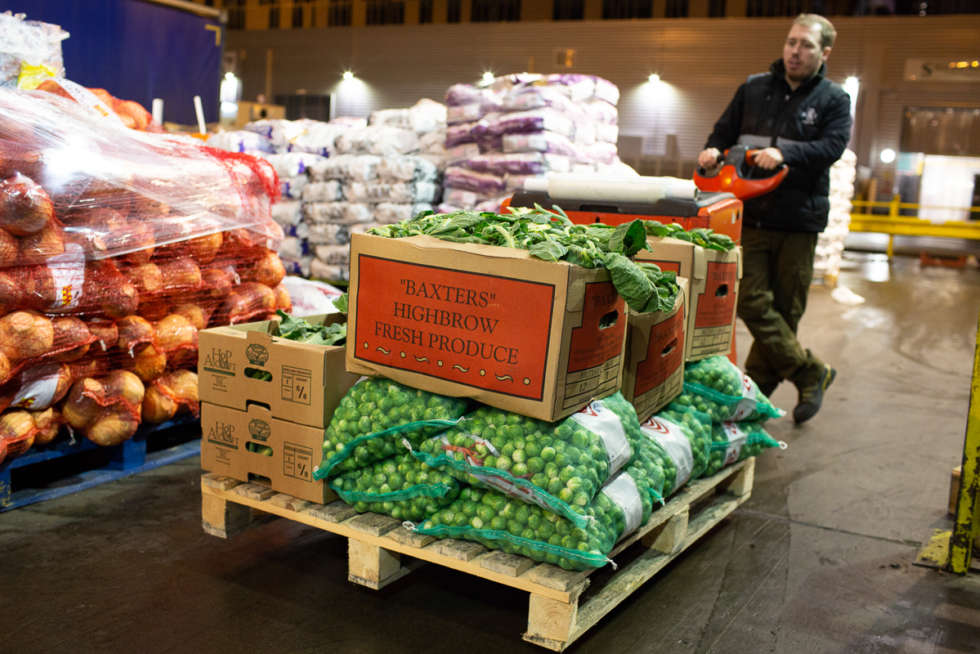 Fruit and veg in season this December