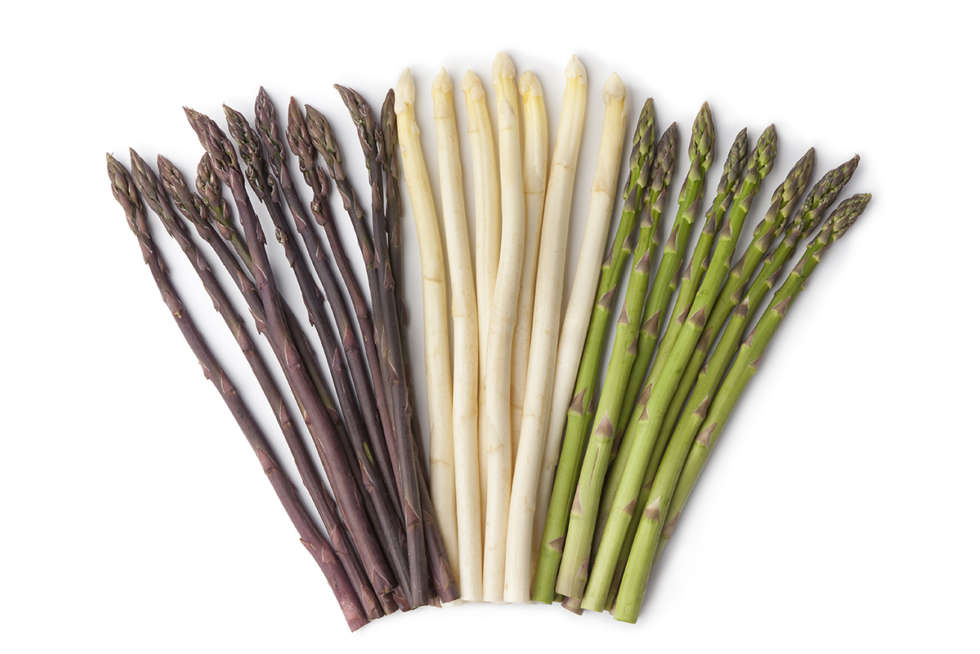A chef's guide to asparagus