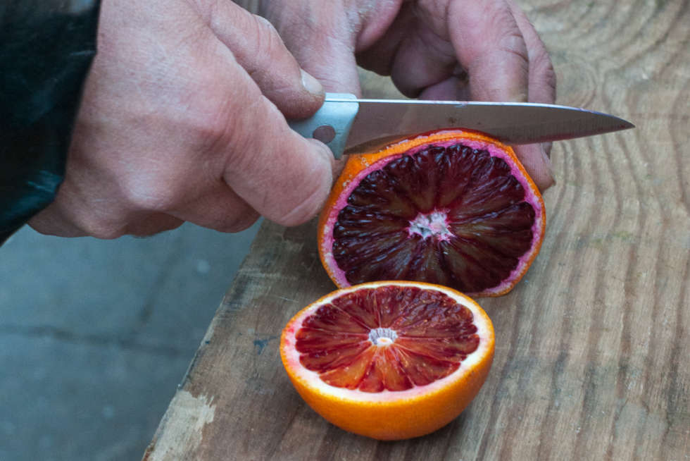 A chef's guide to blood oranges