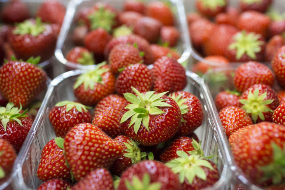 A chef's guide to strawberries